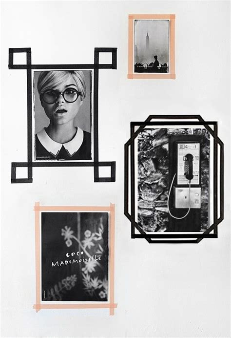 creative ways to hang pictures without frames few creative ways to hang pictures without frames we can