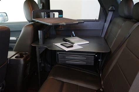 mobile office car desk workstations mobile office