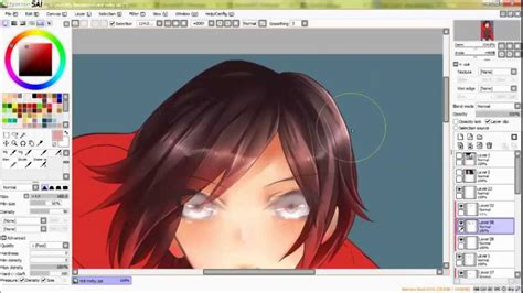 paint tool sai gmail speed paint paint tool sai ruby rwby