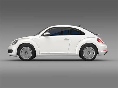 Volkswagen 2015 Models by Vw I Beetle 2015 3d Model Flatpyramid