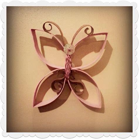 paper towel roll craft s craft spot paper towel roll butterflies