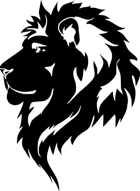 Tattoo Sticker Drucken by Lion Head Profile Art Graphic Car Truck Wall Window Vinyl