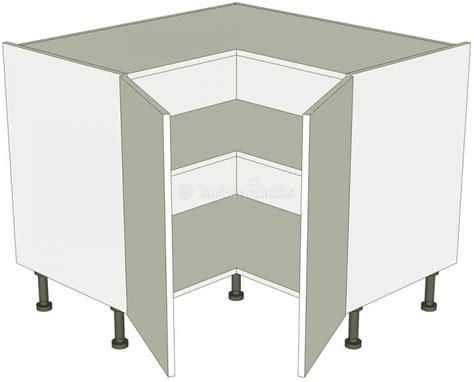kitchen corner unit corner kitchen base unit l shape 2 separate doors