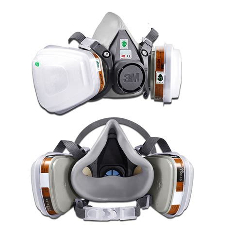 spray painting respirator 3m 6200 7 in1 suit spray paint dust mask vapour