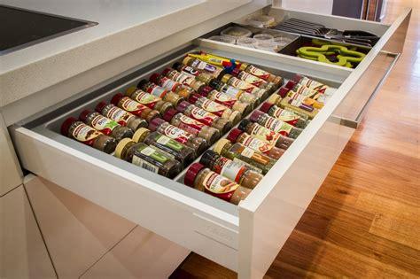 Kitchen Organization Ideas Budget blum drawer systems the kitchen design centre