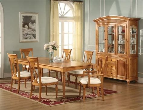 how to set dining room table 25 best ideas about oak dining room set on