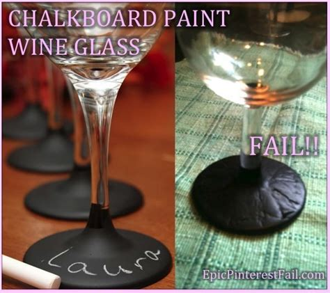 chalkboard paint glass trends aren t always for me minding your manor