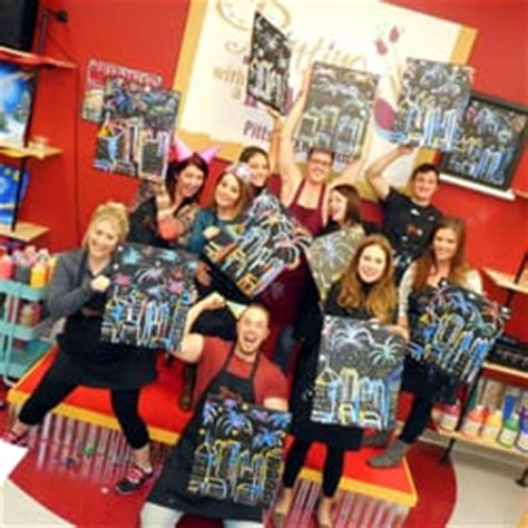 paint with a twist pa painting with a twist event planning