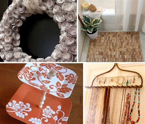 eco crafts for diy decor inspiration 14 eco crafts for the home webecoist
