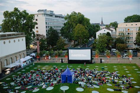 Der Garten Open Air by Open Air Kino Im Sch 246 Nen St 228 Garten