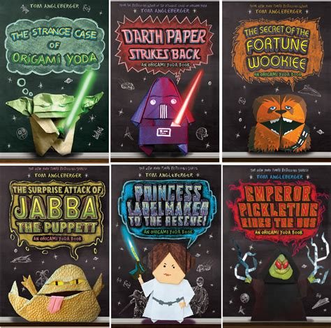 origami yoda author questions from a kid tom angleberger the roarbotsthe