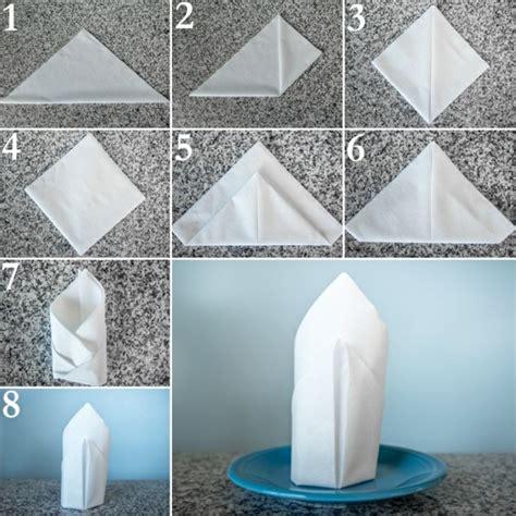 napkin folding origami paper napkin folding festive table