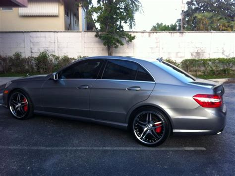 Mercedes E350 Rims by E350 Sedan With 20 Inch Rims Page 4 Mbworld Org Forums