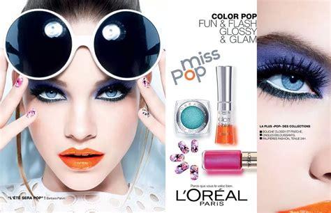 loreal miss barbara palvin for miss pop l oreal