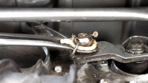 motor repair manual 2008 chevrolet hhr windshield wipe control redneck windshield wiper fix youtube