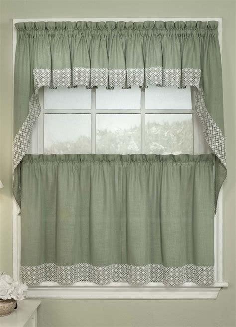 kitchen country curtains salem kitchen curtains lorraine jabot swag