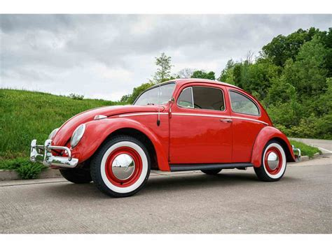 1964 Volkswagen Beetle For Sale by 1964 Volkswagen Beetle For Sale Classiccars Cc 875256