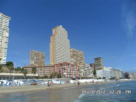 benibeach apartamentos terrific view picture of beni beach apartments benidorm