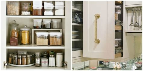 kitchen cabinet organization organizing kitchen cabinets storage tips ideas for