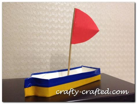 boat craft crafty crafted crafts for children 187 craft from