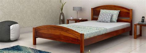 wooden bed set beds buy wooden bed in india upto 60