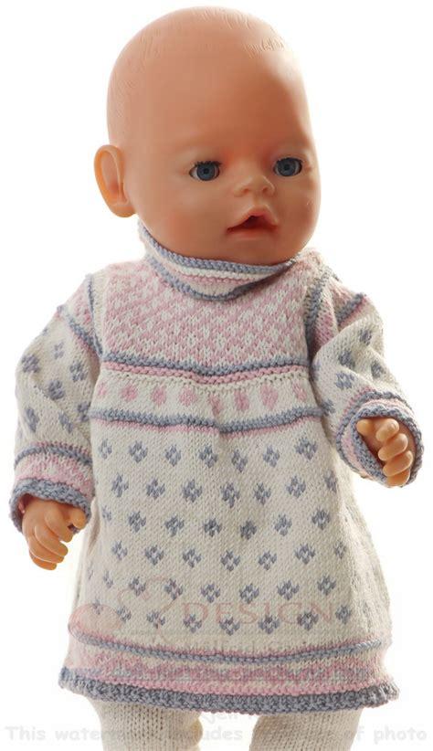 how to knit doll clothes breipatronen voor poppenkleertjes