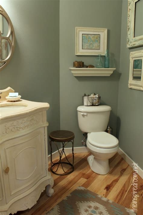 best glidden paint colors for small rooms powder room take two 2nd budget makeover reveal the
