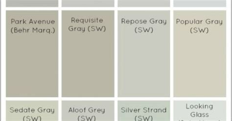 behr paint colors gray green how to choose neutral paint colors 12 neutrals