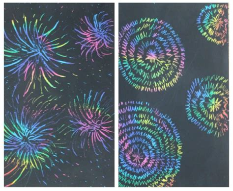 fireworks craft for 45 fabulous firework craft ideas in the madhouse