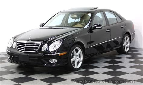 2009 Mercedes E350 4matic by 2009 Used Mercedes E350 4matic P2 Amg Sport At