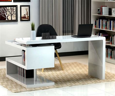 modern home desk modern office desk inspirations for home workspace traba