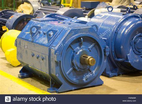 Big Electric Motor by Power Generator Stator Stock Photos Power Generator