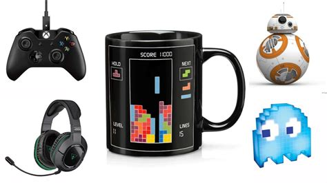 best gift 2015 top 10 gifts for gamers geeks 2015