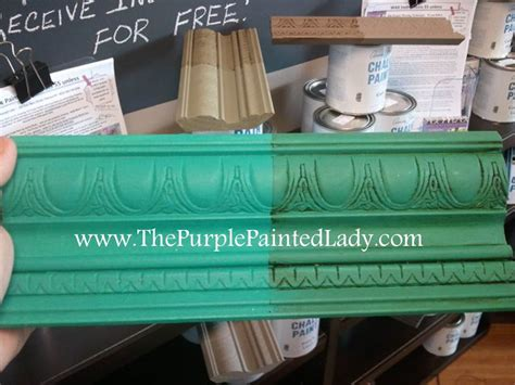 chalk paint florence florence the purple painted