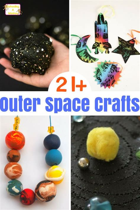 outer space crafts for best 25 outer space crafts ideas on