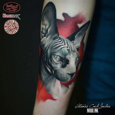 sphynx cat tattoo best tattoo ideas gallery