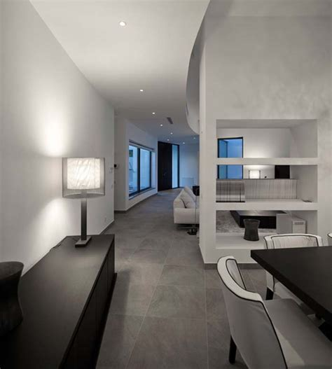 Contemporary Home Exteriors Design salle a manger design arkko