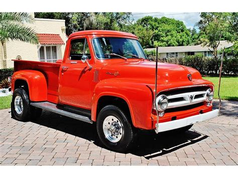 1953 ford f100 for sale classiccars com cc 1042474