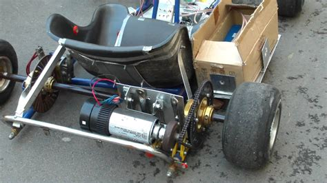 Electric Kart Motor by 1000 Watt Electric Go Kart