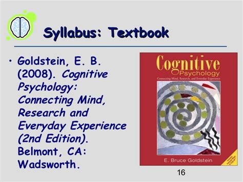 cognitive psychology connecting mind research and everyday experience psyc 317 cognitive psychology