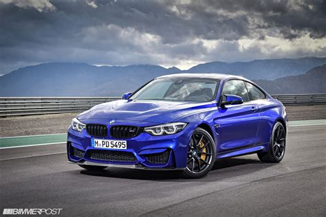 Bmw M4 by Introducing The Bmw M4 Cs