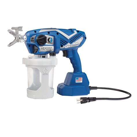 home depot airless paint sprayer graco x5 airless paint sprayer 262800 the home depot