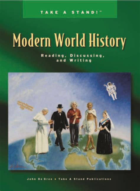 contemporary world history modern world history complete curriculum