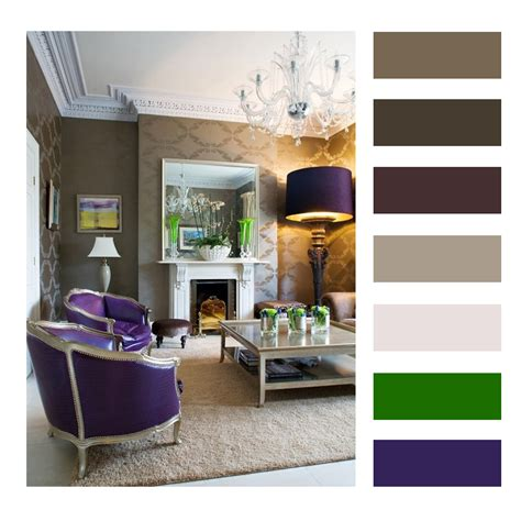color palette for home interiors interior design color palettes chip it purple interior
