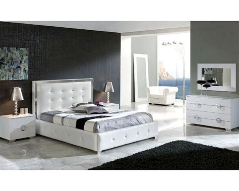 images of modern bedroom furniture modern bedroom set valencia in white made in spain 33b241