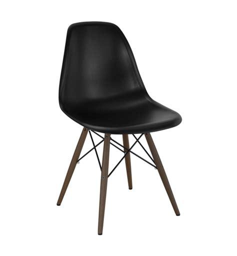 eames eiffel chairs eames eiffel black side chair tablebasedepot