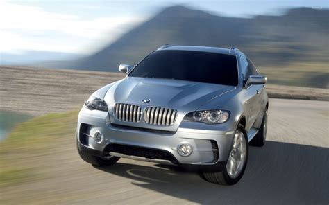 Car Wallpapers Bmw X6 by Bmw Concept X6 Active Hybrid Wallpaper Car Wallpapers