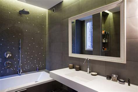 r 233 novation d 233 co salle de bain gris et blanc