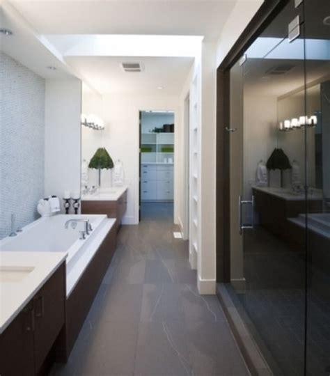 Narrow Bathroom Ideas by 25 Most Brilliant Narrow Bathroom Ideas That Ll Drop