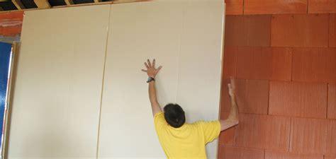 comment poser un panneau isolant en mousse rigide polyur 233 thane sur un mur
